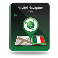 "Navitel Navigator. ""Italy"" (365 days) Coupon"