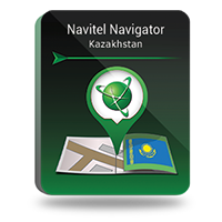 "Navitel Navigator. ""Kazakhstan"". – Exclusive 15% off Coupons"