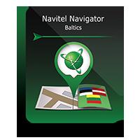 "Navitel Navigator. ""Lithuania Latvia Estonia"". Coupon"