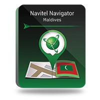 "Navitel Navitel Navigator. ""Maldives"" (365 days) Coupon"