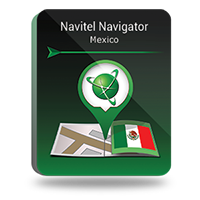 "Navitel Navigator. ""Mexico"". – Exclusive 15% off Discount"