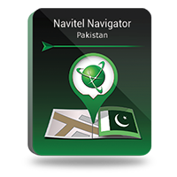 "Navitel Navigator. ""Pakistan"". – 15% Discount"