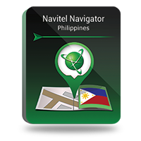 """Navitel Navigator. """"Philippines"""". Coupons"""