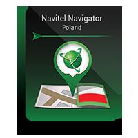 "15% off – Navitel Navigator. ""Poland""."