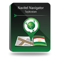 "15% off – Navitel Navigator. ""Tajikistan""."