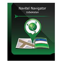 "Navitel Navigator. ""Uzbekistan"" (365 days) – 15% Off"