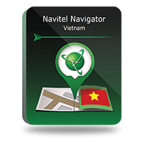 "Navitel Navigator. ""Vietnam"" (365 days) Coupon"