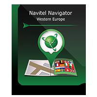 """Navitel Navigator. """"Western Europe"""" (365 days) Coupon"""