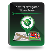 "Exclusive Navitel Navigator. ""Western Europe"". Coupon"