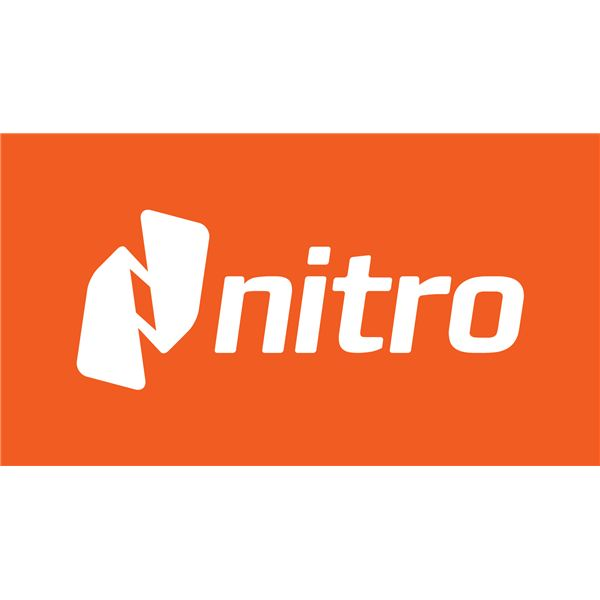 Nitro Productivity Suite UPGRADE Coupon 2020
