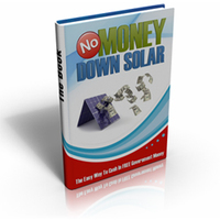 HomeMadeEnergy No Money Down Solar Coupon Sale