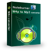 NoteBurner Audio Converter for Mac Coupon Code
