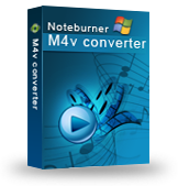 15% – NoteBurner M4V Converter (For Windows)
