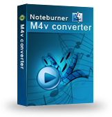 NoteBurner M4V Converter Coupon 15%