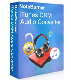 NoteBurner iTunes DRM Audio Converter for Mac – Exclusive 15% Off Coupons