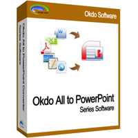 Okdo All to PowerPoint Converter Professional Coupon Code – 30%
