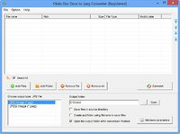 Okdo Software Okdo Doc Docx to Jpeg Converter Coupon