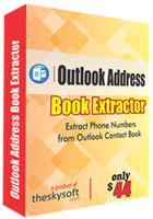 Outlook Address Book Extractor Coupon