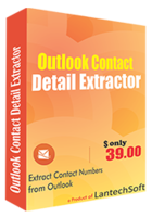 Outlook Contact Detail Extractor Coupon