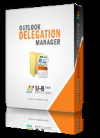 U-BTech Solutions Outlook Delegation Manager – Enterprise Edition Coupon