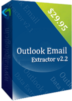 Outlook Email Extractor (5 Years License) Coupon
