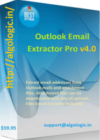 Outlook Email Extractor Pro (5 Years License) Coupons
