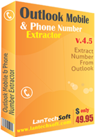 Exclusive Outlook Mobile and Phone Number Extractor Coupon