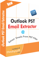 Outlook PST Email Extractor Coupon