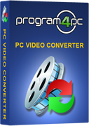 Program4PC PC Video Converter Coupon 15% OFF