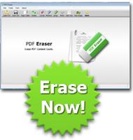 PDF Eraser PRO Coupon