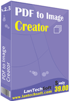 PDF To Image Convertor Coupon