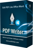 AceThinker – PDF Writer (Academic – lifetime) Coupon Deal