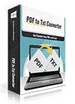 PDFtoTxt Converter Coupon