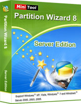 Partition Wizard Server + Bootable Media Builder Coupon – 10% Off