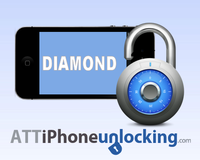 Permanent Factory Unlock for AT&T iPhone – DIAMOND – 1-3 Business days Coupon 15%
