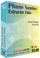 Phone Number Extractor Files – 15% Sale
