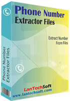 LantechSoft Phone Number Extractor Files Coupon