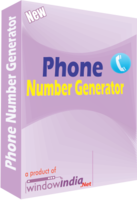 Phone Number Generator Coupon