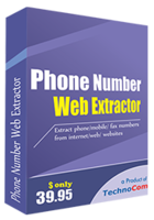 Unique Phone Number Web Extractor Coupon Discount