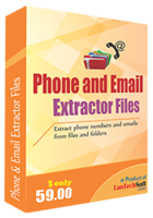 Phone and Email Extractor Files Coupon