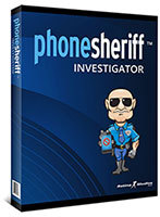 PhoneSheriff Investigator (12-Month) – 15% Sale