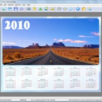 40% Photo Calendar Maker Coupon