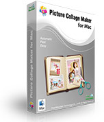 15% Picture Collage Maker for Mac Commercial Coupon