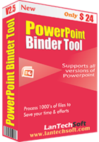 PowerPoint Binder Tool Coupon Code 15%