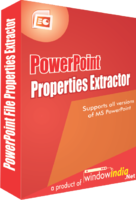 Window India PowerPoint File Properties Extractor Coupon