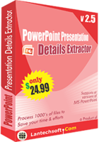 PowerPoint Presentation Details Extractor Coupon Code