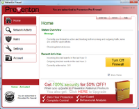 Instant 15% Preventon Windows Firewall Sale Coupon