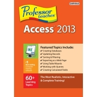 ProfessorTeaches Access 2013 – 15% Discount