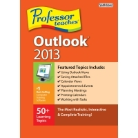 Exclusive ProfessorTeaches Outlook 2013 Coupon