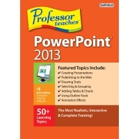 ProfessorTeaches PowerPoint 2013 – 15% Discount